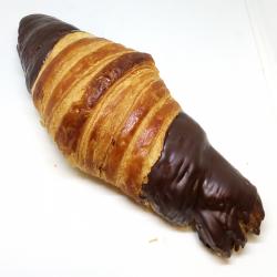 Croissant chocolate negro